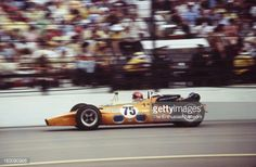 Carl Williams Indy 1970 he finished 9th  his best result at the Brickyard.