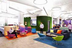 oficinas espectaculares, LivePerson, Nueva York