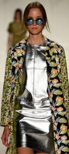 Noon by Noor - 2015 Mercedes-Benz Fashion Week