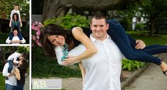 NB Photography: Fun Engagement and Family Photos