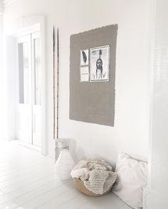 Soms is een kleurvlak al voldoende om je kamer wat pit te geven. Flexa Creations kleur Authentic Grey