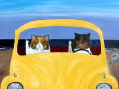 Hey, I found this really awesome Etsy listing at https://www.etsy.com/listing/225966469/cat-art-print-of-an-original-oil