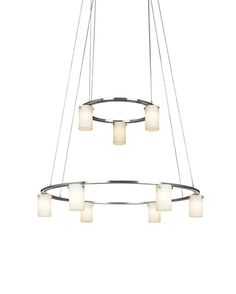 circle lighting  Manufacturer:George Kovacs  MFG #:P8024-1-084  Collection:Counter Weights Finish:Nickel