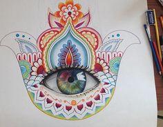 "Check out new work on my @Behance portfolio: ""Fatima's hand"" http://be.net/gallery/41560495/Fatimas-hand"