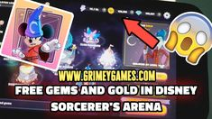 Youngsters are radical for currency in the Disney Sorcerers Arena, and the solution is here This Disney Sorcerers Arena hack tool. Working for producing more free gems and XP points. Your points are a significant currency for leveling up, and gems are for purchasing new things. Anyone can go with the hack with the correct steps. We need to allow it and disable many additional functions. It has no any limit for using it. The player can lead to wars with enough amounts of gems or other resources. Character Types, Game Character, Different Games, Free Gems, Hack Tool, Level Up, Fix You, Cheating, Hacks