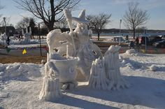 Winter Fest up in Traverse City this past February. by Pure Michigan, via Flickr