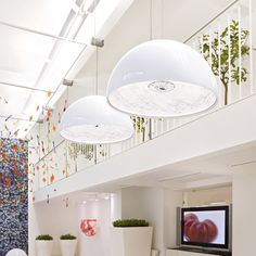 Skygarden S1 Suspension | Flos Lighting at Lightology