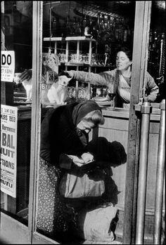 Henri Cartier-Bresson - Paris. 1953.