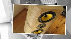Laser cutting loudspeakers (multiplex) - Schneiden von Lautsprechern (Mu...
