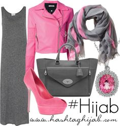 Hashtag Hijab Outfit #192