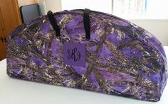 Smitty's Rancho Soft Camo Compound Bow Tote with by SmittysRancho