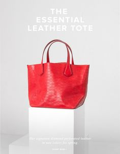 MZ Wallace Your New Leather Tote