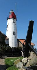 Lighthouse, Urk, The Netherlands   Flickr - Photo Sharing!