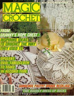 Magic Crochet n° 54 - leila tkd - Picasa Webalbumok