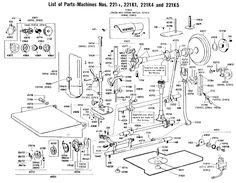 299b25c71cf1d5a50e0661ae7bd8db92 featherweight sewing machine sewing machine parts featherweight wiring diagram singer featherweight 221 sewing singer featherweight 221 wiring diagram at nearapp.co