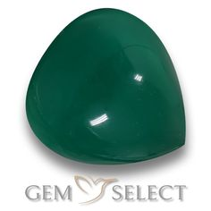 GemSelect features this natural Agate from India. This Green Agate weighs 2.5ct and measures 8.5 x 7.9mm in size. More Pear Cabochon Agate is available on gemselect.com #birthstones #healing #jewelrystone #loosegemstones #buygems #gemstonelover #naturalgemstone #coloredgemstones #gemstones #gem #gems #gemselect #sale #shopping #gemshopping #naturalagate #agate #greenagate #peargem #peargems #greengem #green Green Gemstones, Loose Gemstones, Natural Gemstones, Agate Gemstone, Gemstone Colors, Buy Gems, Gem Shop, Green Agate, Shades Of Green