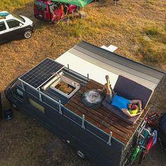 My desire for Jeeps started off when I'm with twelfth grade, was developed A Transit Camper, Bus Camper, Volkswagen, Vw Lt 35, Van Tent, Camper Van Conversion Diy, Sprinter Conversion, Ducato Camper, Caravan Living