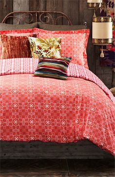 Tracy Porter 'Poetic Wanderlust - Michaila' Cotton Duvet Cover available at #Nordstrom