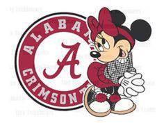 Minnie Mouse Bama !!!