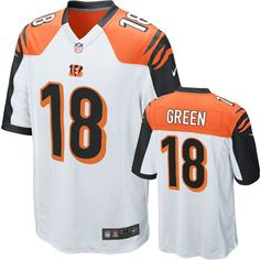 NFL Jersey's Pro Line Mens Cincinnati Bengals Michael Johnson Team Color Jersey