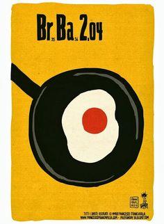 Francesco Francavilla's 'Breaking Bad' Posters