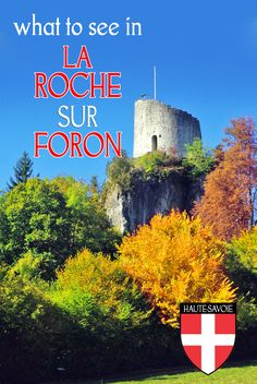 What to see in La Roche-sur-Foron, the second most historic town of Haute-Savoie. The Mont, French Alps, France, In This Moment, Travel, Age, Mont Blanc, Viajes, Destinations