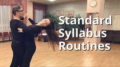 Waltz, Quickstep, Tango | Basic Syllabus Routines Workshop