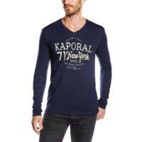 e702317236 Tee-shirt MATZ KAPORAL homme bleu Jupe, Tee Shirts
