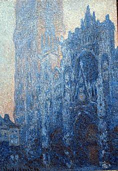 Rouen, Claude Monet