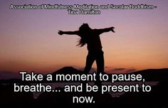 #SecularBuddhism #breathe #Presentmoment - TH