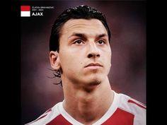 Zlatan Ibrahimovic ★ Ajax Amsterdam ★ 2001-2004 Goals Skills and Highlghts