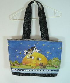 ME Mary Englebreit Baby Diaper Bag Cow Jumped Over the Moon  #MEMaryEnglebreit