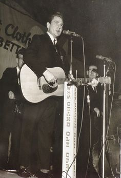 Guess who this is?     November 28, 1964 – Willie Nelson makes his debut on the Grand Ole Opry in Nashville, Tenn.