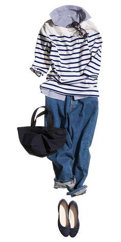 MUJI, I Love MUJI :)  #MUJI #stripes