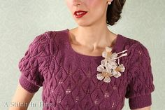 Ravelry: It Cannot Fail To Please by Susan Crawford