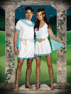 Buenísimo disfraz de pareja!