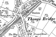 Disused Stations: Thongs Bridge Station Prospect House, Altrincham, Old Train Station, Disused Stations, Thongs, Bridge, Speedos, Bridges, Bro