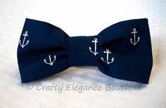 Classy Little Boy Bow TieLittle Boy Bow Tie Baby by craftyelegence, $7.75... So cute!