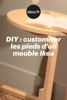 Le « problème » avec les meubles IKEA, c'est que comme ils ne sont pas chers du tout, tout le monde les veut et les achète. De plus, il faut bien l'admettre, les finitions et le style des meubles bon marché sont souvent un peu moins soignées que celles de meubles plus haut de gamme. Enfin, ça, c'était avant que Thomas vous apprenne 3 astuces pour customiser les pieds d'un meuble IKEA ! Decoration, Style, Ikea Furniture, Lineup, World, Decor, Swag, Decorations, Decorating