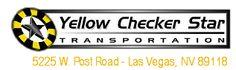 Yellow Checker Star Taxi Cab Services | (702) 873-8012 | Las Vegas, Nevada