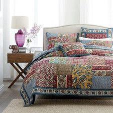 100% Cotton Dark Elegance Floral Quilt Cover Set