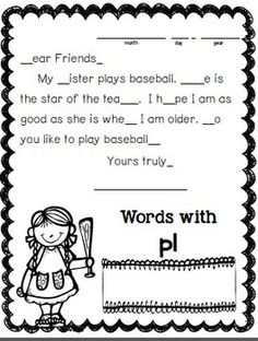 Kindergarten Morning Messages are a great way to review phonics and spelling!  This packet is includes morning messages about the following topics:  fall, leaves, nursery rhyme, chores, piggy bank, park, recess, baseball, centers  Skill include: *Beginning sounds *Middle sounds *Ending sounds *Punctuation marks *Blends *Rhyming words *Spelling *Letter format #morningmessage #phonics #spelling $