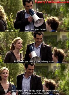 modern family I am your father