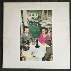 Release Details Led Zeppelin's eclectic 1976 album has some great songs. First US press in gatefold sleeve! Description Created at a time of intense turmoil for Led Zeppelin -- they scrapped a planned