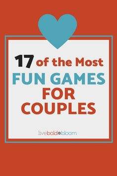 While you may think you and your partner know everything about each other, play a few games and you'll be surprised at what you discover. Here are 17 fun games for couples that you and your partner may enjoy. Marriage Games, Relationship Games, Real Relationships, Good Marriage, Distance Relationships, Marriage Tips, Fun Group Games, Fun Games, Anniversary Games