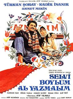 The Girl with the Red Scarf (Selvi boylum al yazmalim) is a film directed by Atif Yilmaz, one of the most famous, based on the short story the Red Scarf by Chingiz Aitmatov. Series Movies, Film Movie, Jurassic World, Quiz Disney, Toy Story, Film Science Fiction, Spiderman, Film Archive, Cinema Film