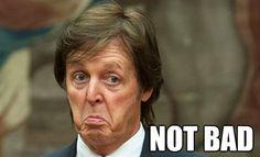 Paul McCartney Meme by ~radiant-riot on deviantART