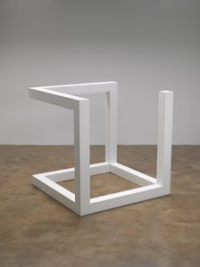 Sol LeWitt, Open Cube