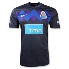 Porto 11/12 Away Soccer Jersey