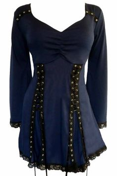 Dare To Wear Gothic Victorian Women's Plus Size Electra Corset Top Midnight 3x Dare to Wear,http://www.amazon.com/dp/B009NKVH50/ref=cm_sw_r_pi_dp_usPJsb16011A97AA